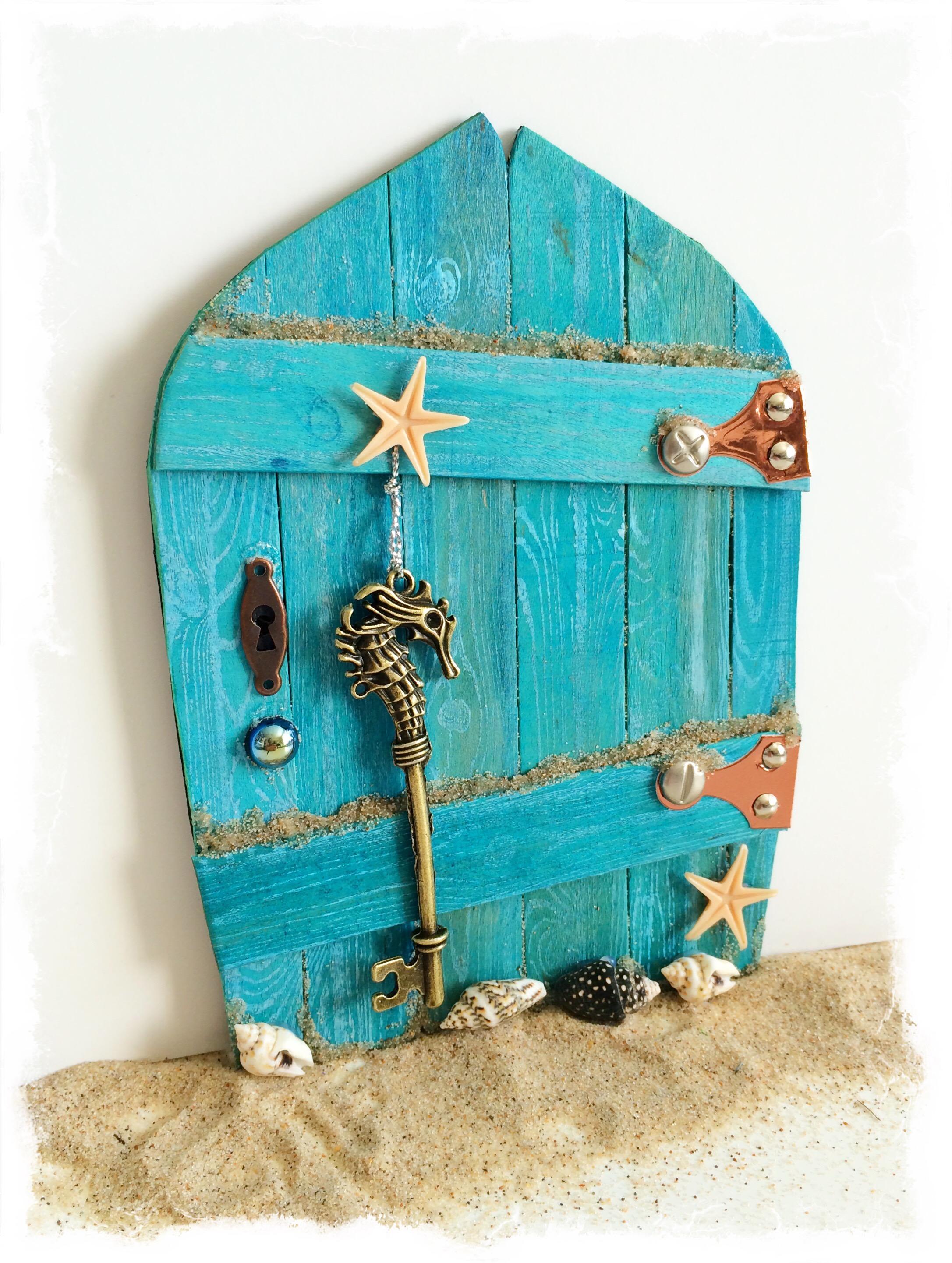 Brand new water fairy door tracey for Fairy door pattern